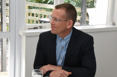 Image of NZ AIDS Foundation Executive Director Jason Myers