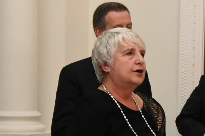 An image of Chief Justice Dame Sian Elias