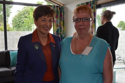 an image of Dame Patsy and Gayle Hooper