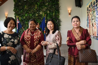 an image of Guests from the Diplomatic Corps