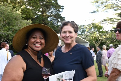 an image of Waitangi Day guests