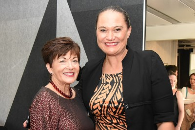 an image of Dame Patsy and Hon Carmel Sepuloni