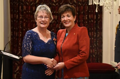 Image of Dame Patsy and Barbara Turnbull