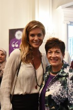 Image of Dame Patsy and Rachel Hunter