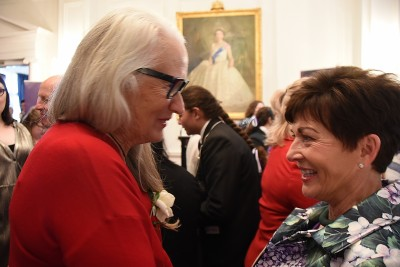 Image of Dame Patsy and Dame Jame Campion