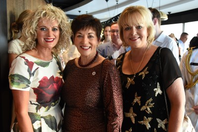 Image of Dame Trelise Cooper, Dame Patsy Reddy and Hon Judith Collins