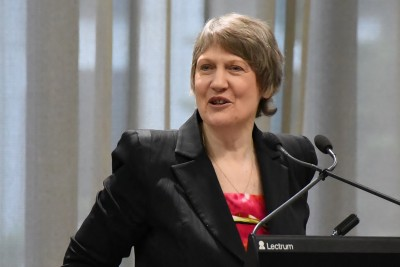 an image of The Rt Hon Helen Clark