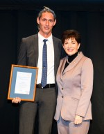 Image of  Certificate of Achievement for Operational Activity winners - SLSNZ Otago Search and Rescue Squad