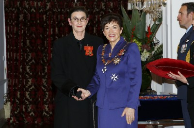 Image of Dame Patsy and Julia Morison