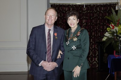 Image of Dame Patsy and Dr Andrew Hill