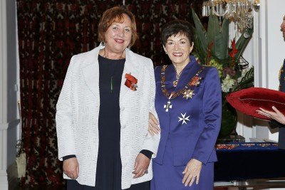 Image of Dame Patsy and Suzanne Ellison