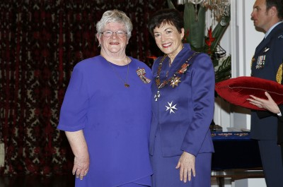 Image of Dame Patsy and Kath Fletcher
