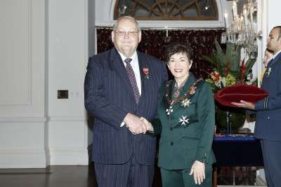 Image of Dame Patsy and Stuart Collie