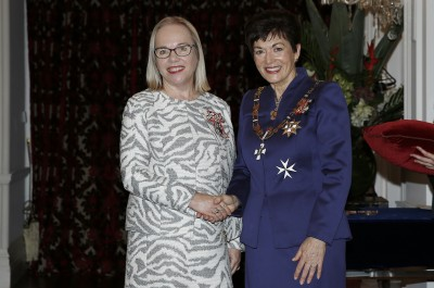 Image of Dame Patsy and Dot McKinnon