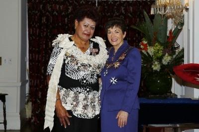 Image of Dame Patsy and Sereana Phillips