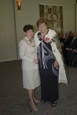 an image of Dame Rangimarie Glavish of Auckland, DNZM, for services to Maori and the community