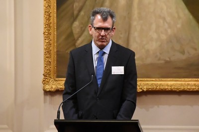 Image of Andrew Bell, Fred Hollows Foundation New Zealand CEO