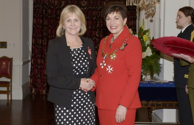 Image of Alison Timms, of Cromwell, MNZM, for services to local government and the environment