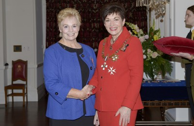 Image of Mary Wright, of Texas, United States of America, MNZM, for services to gymnastics