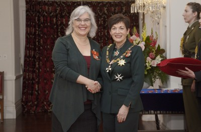 Image of Associate Professor Janet Fanslow, of Auckland, MNZM, for services to the research and prevention of family violence