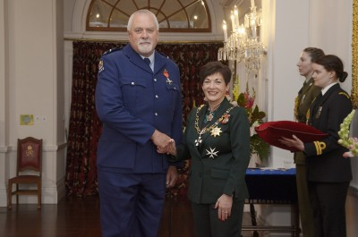 Image of  Senior Constable Phillip Taylor, of Rotorua, MNZM, for services to the New Zealand Police and the community
