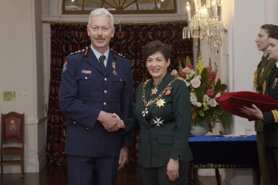 Image of  Russell Anderson, of Alexandra, QSM, for services to Fire and Emergency New Zealand
