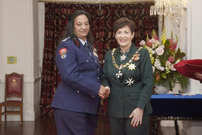 Image of Maera Maki-Anderson, of Murupara, QSM, for services to Fire and Emergency New Zealand
