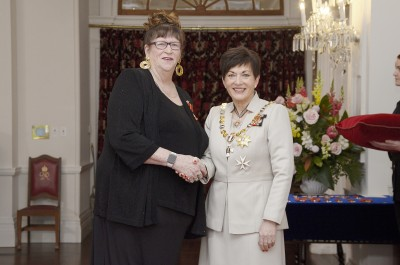 Image of  Jacqueline Grant, of Hokitika, ONZM, for services to the community