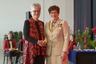 Image of Margaret Jefferies, of Christchurch, MNZM, for services to the community
