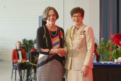 Image of Maureen Truman, of Greymouth, MNZM, for services to education