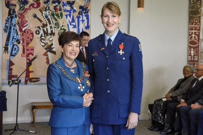 Image of Tracy Phillips, of Auckland, MNZM, for services to the New Zealand Police and the community