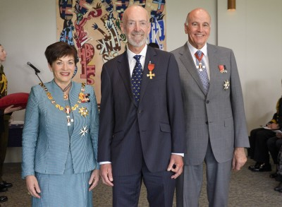 Image of Professor Edwin Mitchell, of Auckland, ONZM, for services to children's health