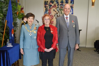 Image of Hilary King, of Auckland, MNZM, for services to special education