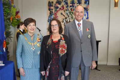 Image of Wendy Preston, of Auckland, MNZM, for services to performing arts and youth