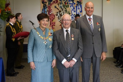 Image of Peter Crawford, of Whangarei, QSM, for services to the community and sport