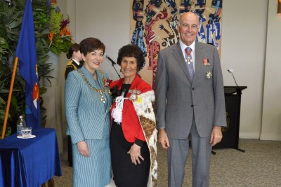 Image of Irene Curnow, of Tauranga, QSM, for services to Māori and education
