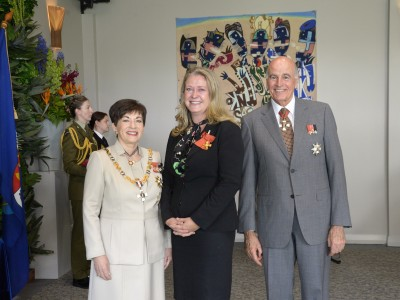Image of Fiona Allan, of Auckland, ONZM, for services to Paralympic sport