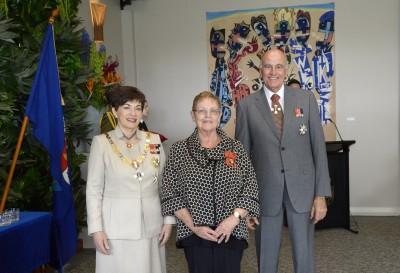 Image of Dianne Kenderdine, of Auckland, MNZM, for services to the community and the cheese industry
