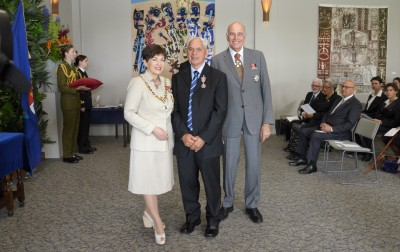 Image of Richard Shepherd, of Whangarei, QSM, for services to Māori and the community