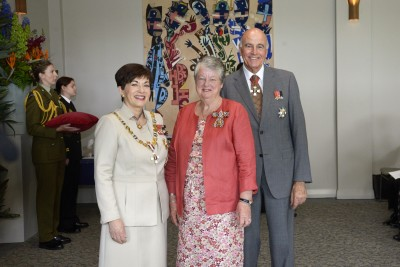 Image of Jane Williams, of Auckland, QSM, for services to the arts and education