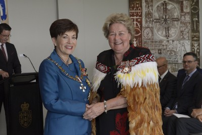 an image of Alison Brearley, of Auckland, QSM for services to sport and education