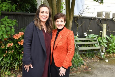 Image of Dame Patsy and Dr Karena Kelly