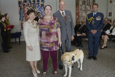 an image of Martine Abel-Williamson, of Auckland, QSM for services to disabilities