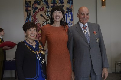 an image of Sarah Longbottom, of Auckland, MNZM for services to youth and the arts