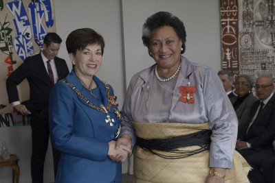 an image of Setaita Veikune, of Auckland, Honorary MNZM for services to the Pacific community