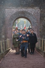 an image of Arrival via the NZ Memorial Archway at Le Quesnoy
