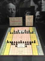 an image of A suffragette board game