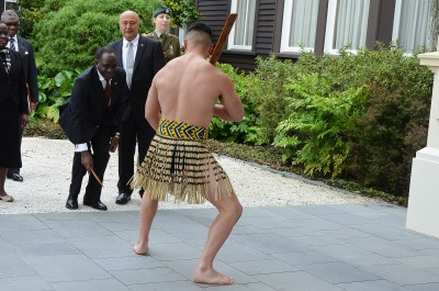 an image of HE Mr Grenenger Kidney Msulira Banda, High Commissioner of the Republic of Malawi