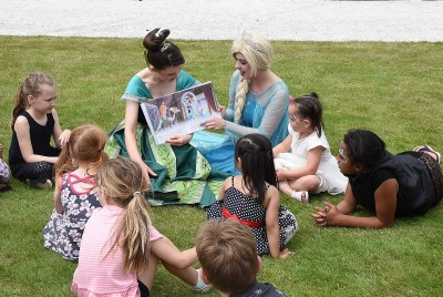 Image of Storytime with Elsa and Anna