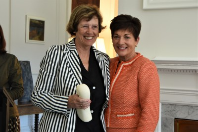 an image of Dame Patsy and Lady Gillian Deane, Lifetime Advocacy Award recipient